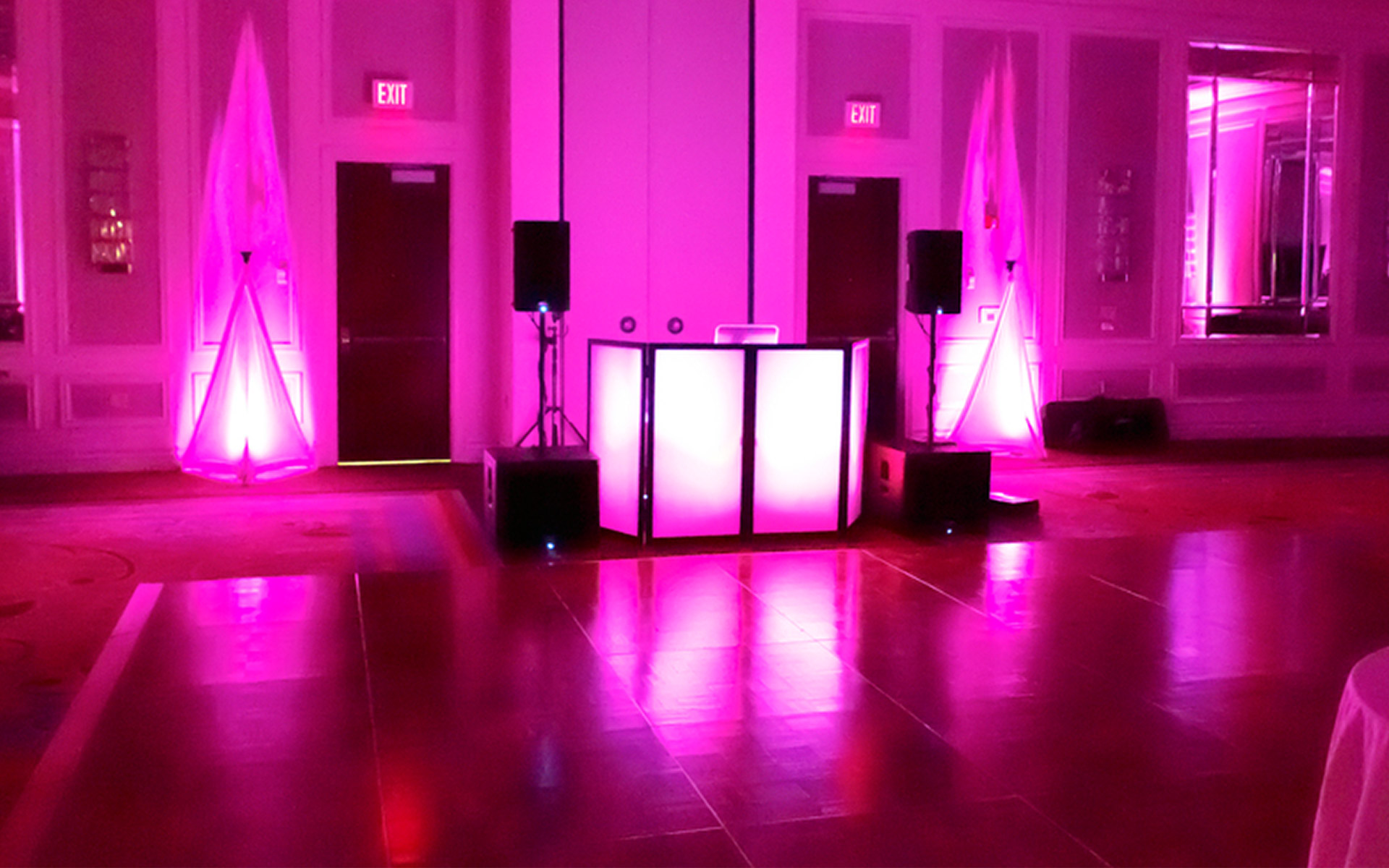 Great event require great DJ entertainment!